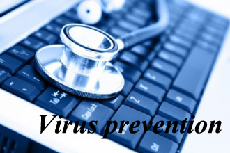 How do you avoid viruses technology