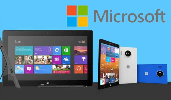 Microsoft and the gadgets