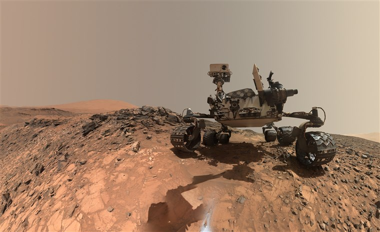 Curiosity robot makes New Discovery