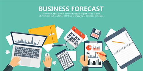 Business forecasts